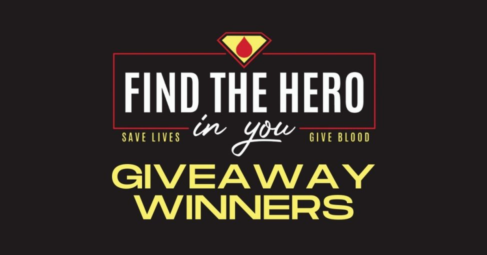 Find The Hero 2021 Winners!